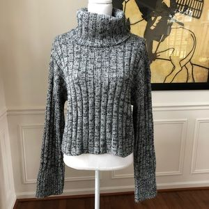 Urban Outfitters Wide Rib Sweater Chunky Marl M